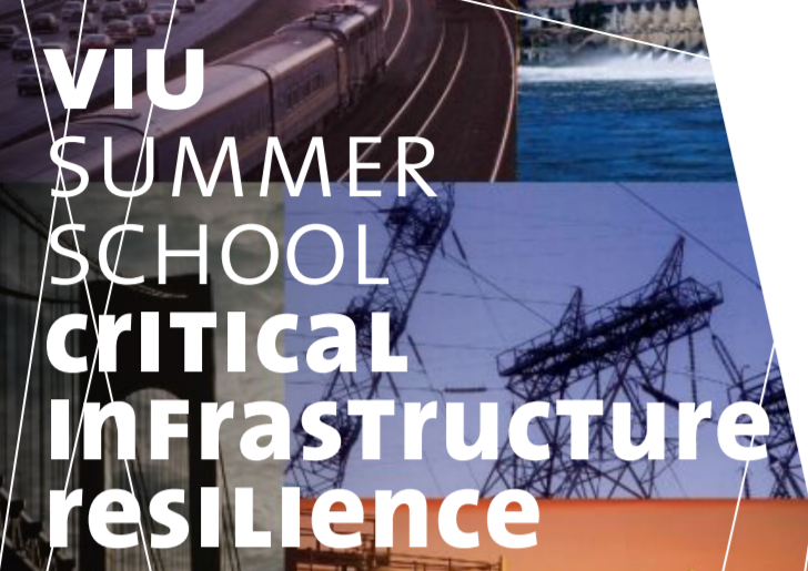 Call for Applications: VIU Virtual summer school | Critical Infrastructure Resilience
