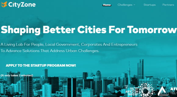 City Center invites you to meet City-Zone urban startups!