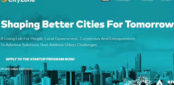 Main City Center invites you to meet CityZone urban startups!